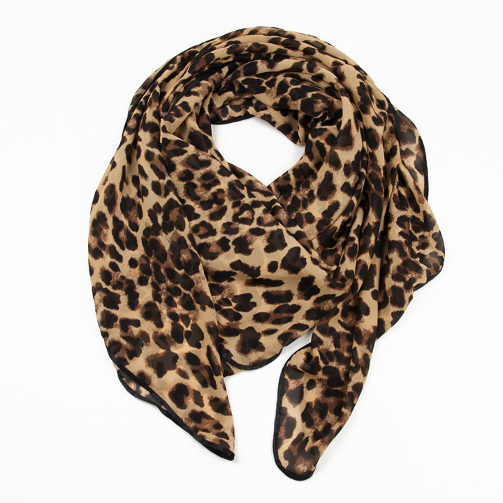 Leopard Infinity Scarf&Fashion Sca.. on Luulla