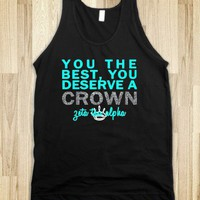 ZTA Crown - Young, Wild, & Greek