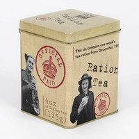 Ration Tea in Tin : Welcome to the Imperial War Museum Online Shop