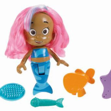 Fisher-Price Nickelodeon Bubble Guppies: Molly Bath Doll