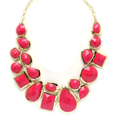 Pree Brulee - Tabriz Collar Necklace