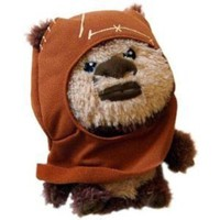 Amazon.com: Star Wars Wicket Super Deformed Plush: Toys & Games