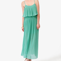 Layered Maxi Dress | FOREVER 21 - 2005758340
