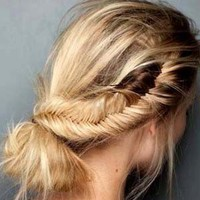 Hair and Fashion / fishtail