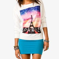 Eiffel Tower Top | FOREVER 21 - 2020240743