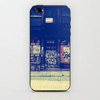 Make Art Not War iPhone & iPod Skin by Devin Stout | Society6