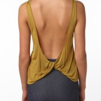 Sparkle & Fade Super Open Back Tank