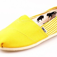 TOMS LADIES SHOES - Yell...