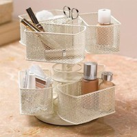 Amazon.com: Brylanehome Rotating Cosmetic Organizer: Home &amp; Kitchen