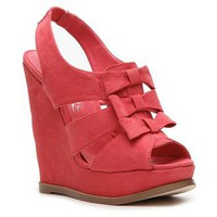 Bowie Wedge Sandal