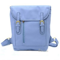 Cute Nice Blue Backpack on Luulla