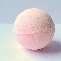 Jasmine Bath Bomb Mega Size, Moisturizing Fizzy Bath Bomb Jasmine, Holiday Gifts, Gifts For Her