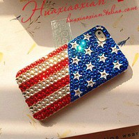 Handmade IPhone5 Case, Bling Bling .. on Luulla