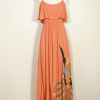Free People Birdie Ruffle Dress. www.leeandbirch.com