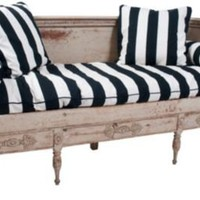 One Kings Lane - Stephen Shubel Design - 18th-C. Swedish Daybed