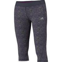 adidas Women&#x27;s Shatter Print Compression Capri - Dick&#x27;s Sporting Goods