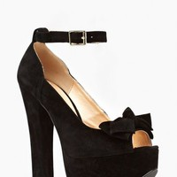 Vivian Platform - Black