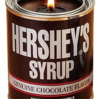 NEW Hershey's Chocolate Syrup Pint Candle - 14 oz