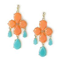 Pree Brulee - Peach Keeper Earrings