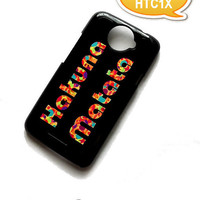 Accessory Case HTC One X Hakuna Matata Hard Case