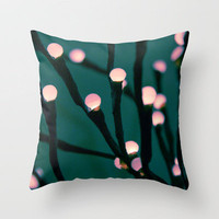 Illuminated Throw Pillow by Aja Maile | Society6