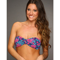 Lilly Pulitzer Peachie Bandeau Bright Navy/Jammin - Zappos.com Free Shipping BOTH Ways
