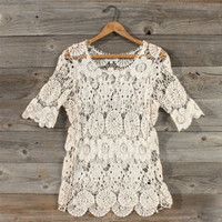 January Lace Blouse, Sweet Country Women&#x27;s Clothing
