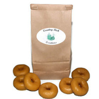 Tart Candles Mini Doughnut - Apple Cinnamon - 8 oz
