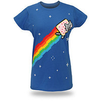 ThinkGeek Nyan Cat Babydoll Shirt
