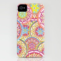 Sunstars iPhone Case by Jessica Draws | Society6