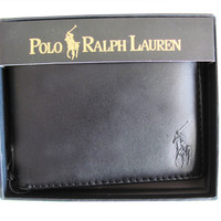 Ralph Lauren? Passcode Leather Wallet 40507016001