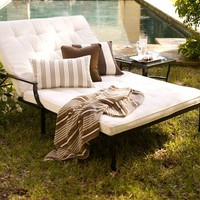 Riviera Double Chaise