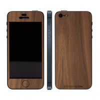 iPhone 5 Wood Case - Walnut