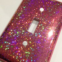 Pink Light Switch Cover ...