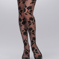 Windsor Floral Tights 