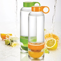 Citrus Zinger Flavored Water Infusion Bottle at BrookstoneBuy Now!