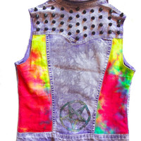 Satanic Verses Vest