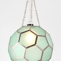 UrbanOutfitters.com &gt; Honeycomb Glass Pendant Shade