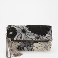 UrbanOutfitters.com &gt; Kimchi Blue Woven Clutch