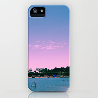 Beach Livin iPhone Case by Aja Maile | Society6