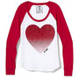 Valentines Day Baseball Tee - PINK - Victoria's Secret