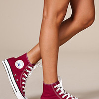 All Star Canvas cheaper on the Converse website