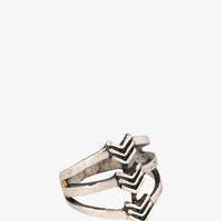 Cutout Arrow Ring | FOREVER 21 - 1011543310