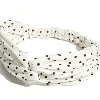 Lulu Knotted Head Wrap