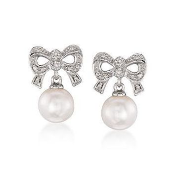 Ross simons 8mm cultured pearl and from ross simons jewelry for Ross simons jewelry store