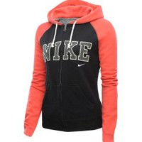 Nike Women&#x27;s Cotton Fleece Full Zip Hoodie - Dick&#x27;s Sporting Goods