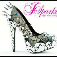 Cinderella's Revenge by JL Sparkle High Heel Designs
