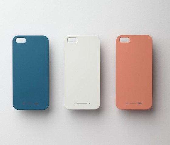 11+ iPhone 5 Color Case