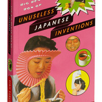 The Big Bento Box of Unuseless Japanese Inventions | Mod Retro Vintage Books | ModCloth.com