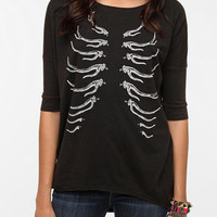 Urban Outfitters - Workshop Antler Ribcage Tunic